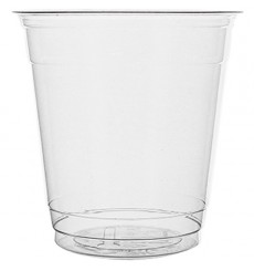 Cornstarch Cup PLA Bio Clear 250ml Ø7,8cm (50 Units)