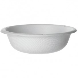 Sugarcane Bowl Bagasse White 175ml (1.800 Units)