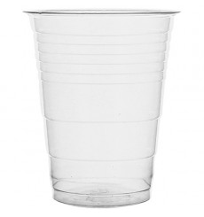 Cornstarch Cup PLA Bio Clear 200ml Ø7cm (50 Units)