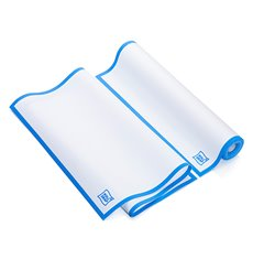 "Dishcloth Roll ""Roll Drap"" Edgings Blue 40x64cm P40cm (10 Units)"