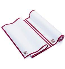 "Dishcloth Roll ""Roll Drap"" Edgings Burgundy 40x64cm P40cm (200 Units)"