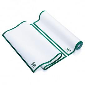 "Dishcloth Roll ""Roll Drap"" Edgings Green 40x64cm P40cm (10 Units)"
