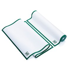 "Dishcloth Roll ""Roll Drap"" Edgings Green 40x64cm P40cm (10 Units)"