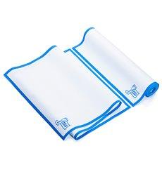 "Dishcloth Roll ""Roll Drap"" Edgings Blue 40x80cm P40cm (10 Units)"