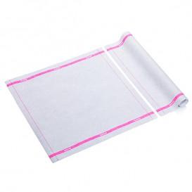 "Wipes Roll ""Drytech"" Edgings Magenta 40x40cm (5 Units) P40cm (5 Units)"