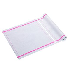 "Wipes Roll ""Drytech"" Edgings Magenta 40x40cm P40cm (100 Units)"