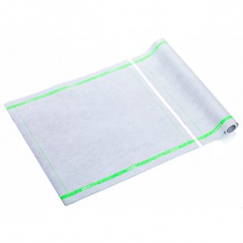 "Wipes Roll ""Drytech"" Edgings Green 40x40cm P40cm (100 Units)"