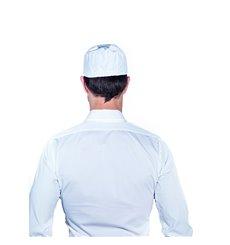 Cap with Mesh Cotton White (25 Units)