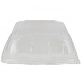 Plastic Lid PET Clear 27x27cm (25 Units)