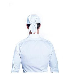 Cap Pirate Cotton White (25 Units)
