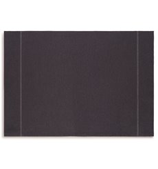 "Cotton Placemat ""Day Drap"" Dark Blue 32x45cm (72 Units)"