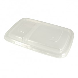Plastic Lip PP Container 2C 24x16,5cm (150 Units)