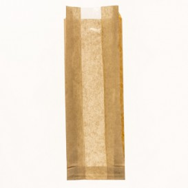 "Paper Food Bag ""Espigas"" 9+5x50cm (1000 Units)"