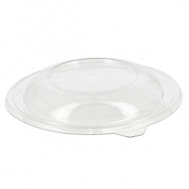 Plastic Lid for Bowl PET Ø18cm (60 Units)