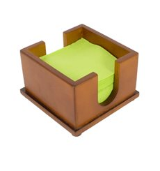 Wooden Napkin Holder (1 Unit)