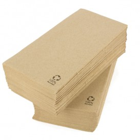 Paper Napkin Eco-Friendly 1/8 40x40cm 2C (50 Units)