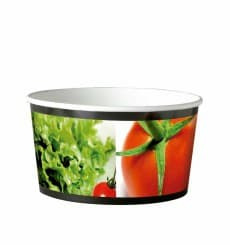 Paper Salad Bowl Small size 635ml (45 Units)