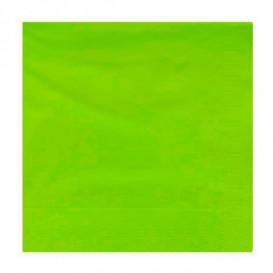 Paper Napkin Edging Pistachio 20x20cm 2C (100 Units)