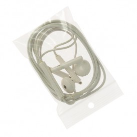 Plastic Zip Bag Autoseal Hang Hole 7x10cm G-200 (1000 Units)
