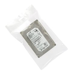 Plastic Bag Adhesive Flap Euroslot 12,5x12,5cm G-160 (100 Units)