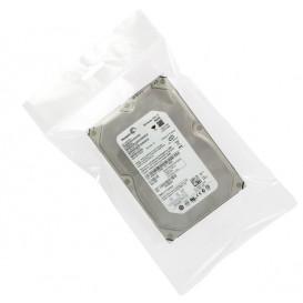 Plastic Bag Adhesive Flap Euroslot 8x12cm G-160 (1000 Units)