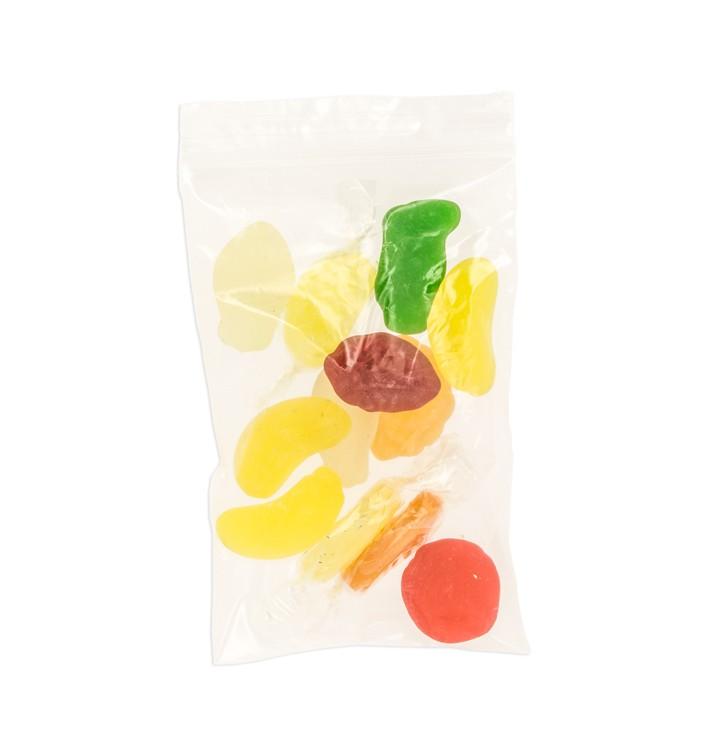 Plastic Zip Bag Autoseal 12x18cm G-160 (1000 Units)
