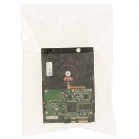 Plastic Zip Bag Autoseal 20x30cm G-160 (100 Units)