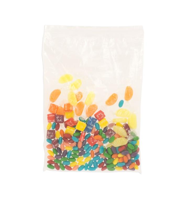 Plastic Zip Bag Autoseal 23x32cm G-160 (100 Units)