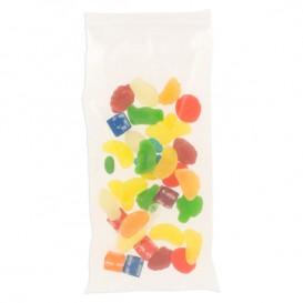 Plastic Zip Bag Seal top 14x30cm G-300 (100 Units)