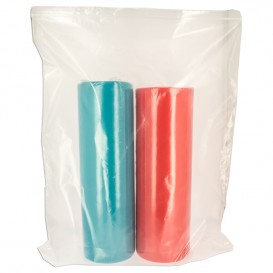 Plastic Zip Bag Seal top 50x65cm G-300 (500 Units)
