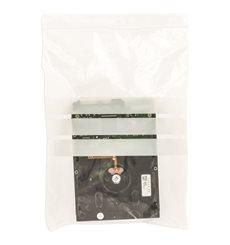 Plastic Zip Bag Autoseal Write-On Block 18x25cm G-160