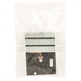 Plastic Zip Bag Autoseal Write-On Block 18x25cm G-160 (1000 Units)
