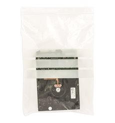Plastic Zip Bag Seal top Write-On Block 18x25cm G-200 (1000 Units)