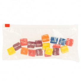 Plastic Bag Slider Zipper G250 25x17cm (1000 Units)