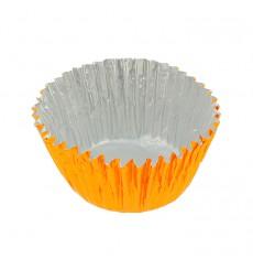 Foil Baking Cup 3,8x2,8x1,7cm (100 Units)