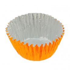Foil Baking Cup 4,6x3,3x1,7cm (100 Units)