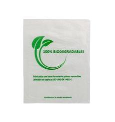 Plastic Bag 100% Biodegradable 16x24cm (5000 Units)