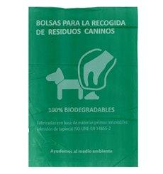 Plastic bag for dog droppings 100% bio 20x33cm (100 units)