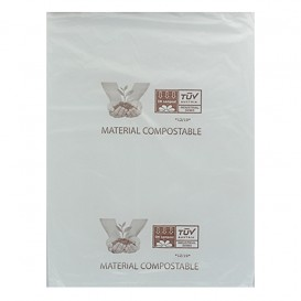Plastic Bag Block 100% Biodegradable 23x33cm (3000 Units)