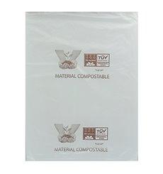 Plastic Bag Block 100% Biodegradable 23x33cm (3000 Units)