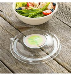 Sugarcane Lid for Bowl Ø17cm (75 Units)