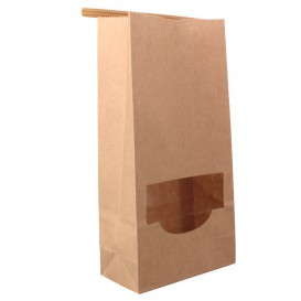 Paper Food Cone Natural 24cm 140g (2.000 Units)
