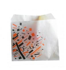 Paper French Fries Envelope 12x12cm (250 Units)