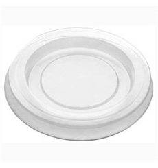 Lid for Portion Cup PLA Clear 30ml (100 Units)