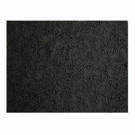 Non-Woven PLUS Placemat Black 30x40cm (500 Units)
