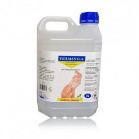 Antibacteriële Hydroalcoholische Sanitaire Gel 5000ml (1 eenheid)