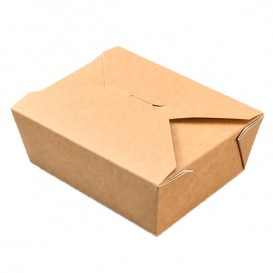 American Box Great Kraft 19,7x14x6,5cm 1800ml (200 Units)