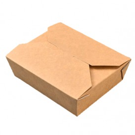 American Box Medium Kraft 15x12x6,5cm (200 Units)