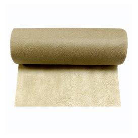 Non-Woven PLUS Tablecloth Roll Cream 1,2x50m P40cm (1 Unit)