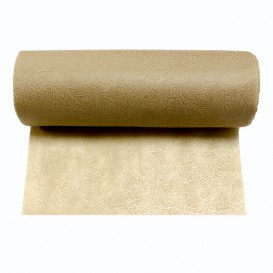 Non-Woven PLUS Tablecloth Roll Cream 0,4x50m P30cm (1 Unit)